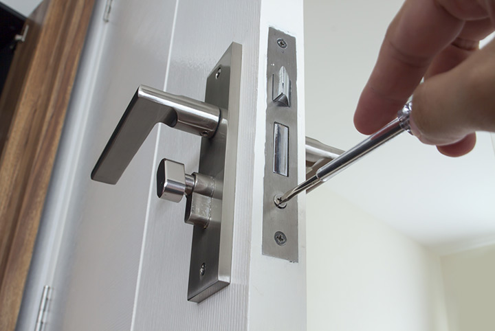 Our local locksmiths are able to repair and install door locks for properties in Hainault and the local area.